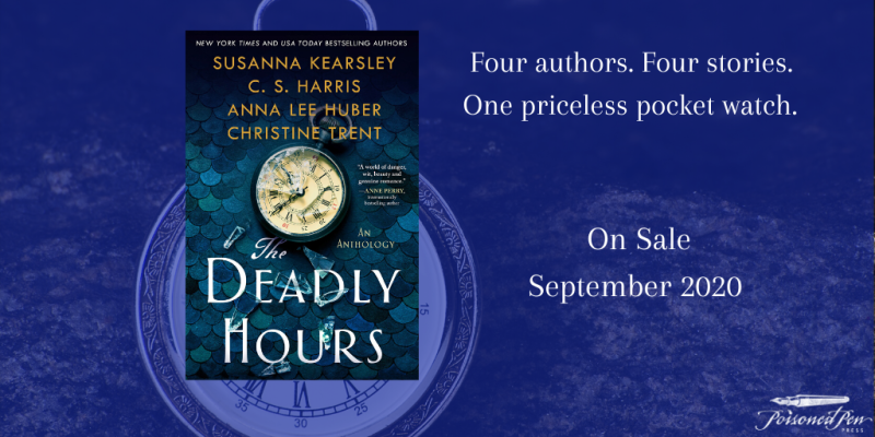 The Deadly Hours- Cover Reveal Twitter