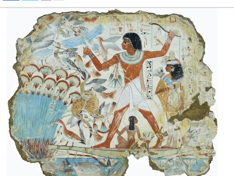 Egyptian hunt