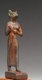 Bastet 664–30 B.C