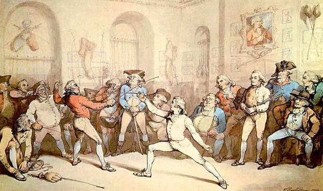 -I_shall_conquer_this- _Rowlandson _1787