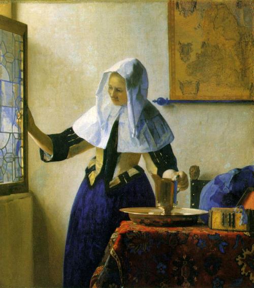 Vermeer pitcher