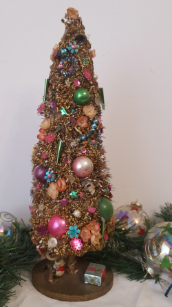 Miniature xmas tree