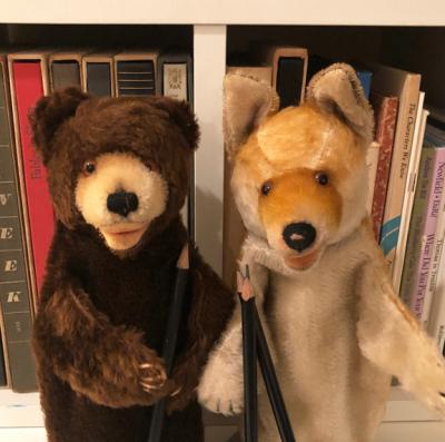 Bear-Fox