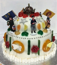 Twelthnight-cake
