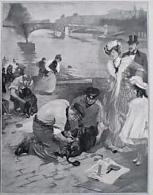 Paris 1900 ish