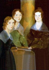 220px-Painting_of_Brontë_sisters