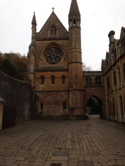 Chapel back