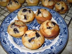 BlueberryFriands