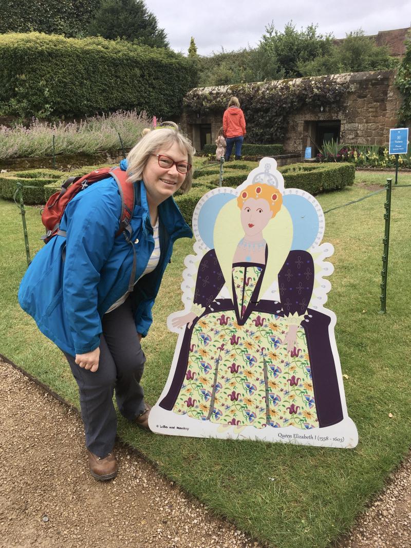 Elizabeth at Kenilworth