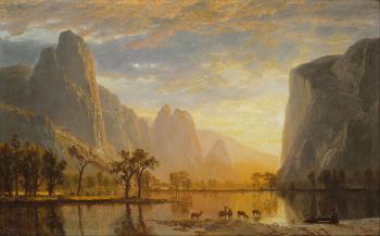 800px-Albert_Bierstadt_-_Valley_of_the_Yosemite_-_Google_Art_Project