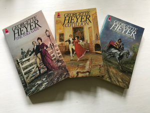 Ww Georgette Heyer