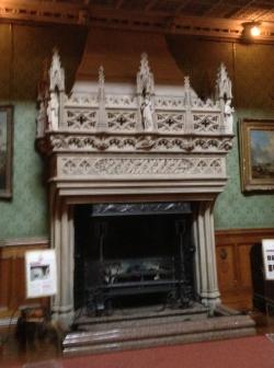 Tyntes Fireplace
