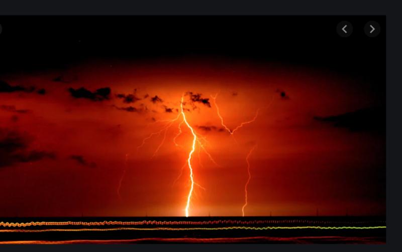 Nasa lightning