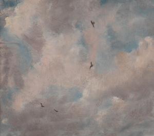 Constable clouds-birds 3