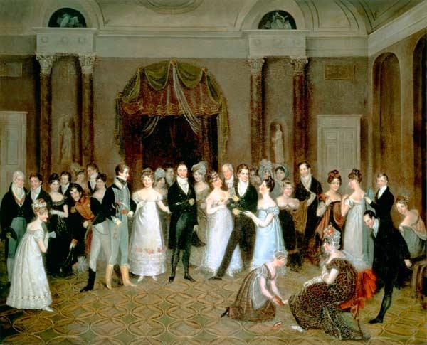Rolinda Sharples, Clifton Assembly, 1818-assembly-room1