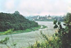 Volkhov river Alexxx1979  CC BY-SA 4.0 httpscreativecommons.orglicensesby-sa4.0  via Wikimedia Commons