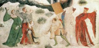 Venceslao-Gennaio-Castello-Buonconsiglio-Trento-c1400