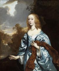 Elizabeth_Murray_(1626–1698) _by_Peter_Lely