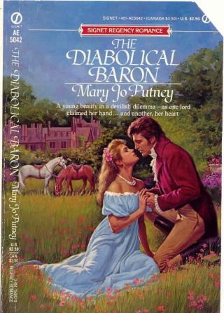 Diabolical Baron--Original