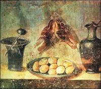 Roman biscuits