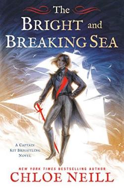 Bright and Breaking Sea