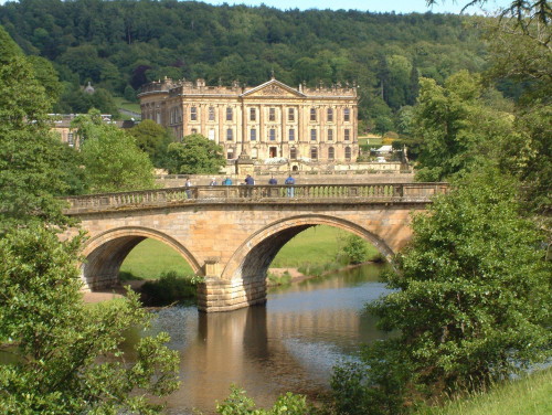 Chatsworth By Rob Bendall
