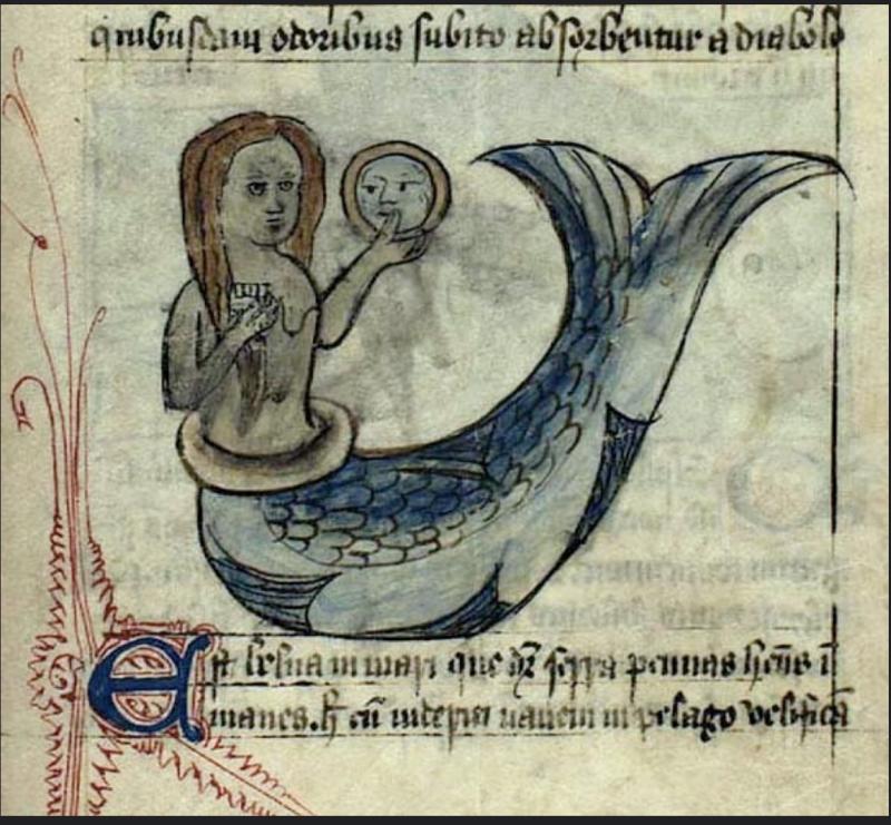 GKS 1633 4 Bestiarius England  15th century.