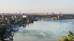 512px-Dniepr_river_in_Kyiv Dmitry A. Mottl  CC BY-SA 3.0 httpscreativecommons.orglicensesby-sa3.0  via Wikimedia Commons