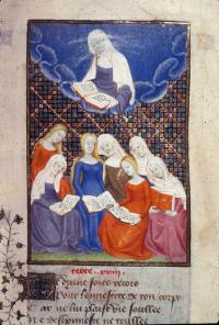 Medieval book club
