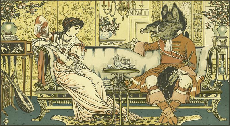 Crane_Walter-_Beauty&Beast