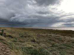 Pic 8 Humber estuary sea sky