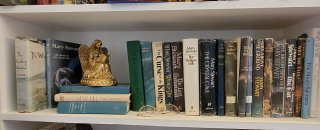 Susan keeper shelf