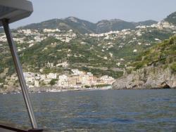Amalfi village