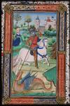 Stgeorgedragonmanuscript15thc